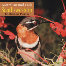 CD cover: Australian Bird Calls - South-Western