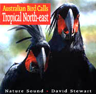 CD cover: Australian Bird Calls - Tropical North-east